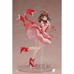 THE IDOLM@STER CINDERELLA GIRLS 1/8 SCALE PRE-PAINTED FIGURE: MAYU SAKUMA FEEL MY HEART VER. Amiami