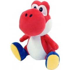 SUPER MARIO ALL STAR COLLECTION PLUSH: AC43 RED YOSHI (SMALL) San-ei Boeki