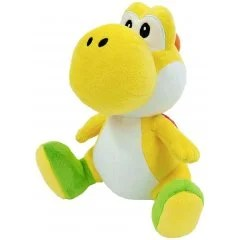 SUPER MARIO ALL STAR COLLECTION PLUSH: AC45 YELLOW YOSHI (SMALL) San-ei Boeki