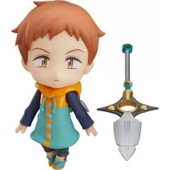 NENDOROID NO. 960 THE SEVEN DEADLY SINS - REVIVAL OF THE COMMANDMENTS: KING [GOOD SMILE COMPANY ONLINE SHOP LIMITED VER.] Good Smile