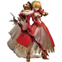 FATE/GRAND ORDER 1/7 SCALE PRE-PAINTED FIGURE: SABER / NERO CLAUDIUS (3RD ASCENSION) Stronger Co., Ltd