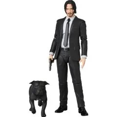 MAFEX JOHN WICK CHAPTER 2: JOHN WICK (RE-RUN) Medicom