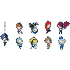 PERSONA 3: DANCING MOON NIGHT RUBBER STRAP COLLECTION (SET OF 9 PIECES) Movic