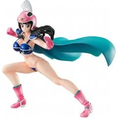 DRAGON BALL GALS DRAGON BALL Z PRE-PAINTED PVC FIGURE: CHI-CHI ARMOR VER. Mega House