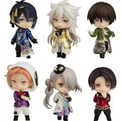 NENDOROID PETITE TOUKEN RANBU: THE MUSICAL -ATSUKASHIYAMA IBUN- (SET OF 6 PIECES) Orange Rouge