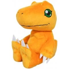DIGIMON ADVENTURE PLUSH DG01: AGUMON (S) (RE-RUN) San-ei Boeki