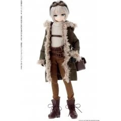 ALVASTARIA 1/6 SCALE FASHION DOLL: MILO -FROM THE WINTER UNDERPASS- Azone