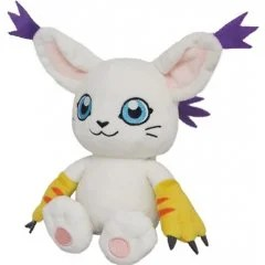 DIGIMON ADVENTURE PLUSH DG08: GATOMON (S) San-ei Boeki