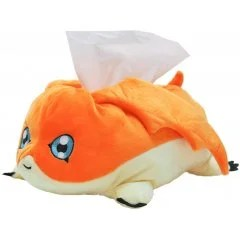 DIGIMON ADVENTURE TISSUE CASE DGZ03: PATAMON San-ei Boeki