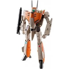 HI-METAL R THE SUPER DIMENSION FORTRESS MACROSS: VF-1D VALKYRIE Tamashii (Bandai Toys)
