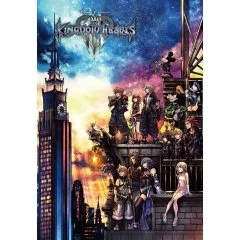 KINGDOM HEARTS III 1000 PIECES JIGSAW PUZZLE Tenyo