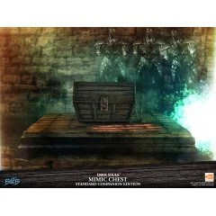 DARK SOULS STATUE: MIMIC CHEST STANDARD COMPANION EDITION First4Figures
