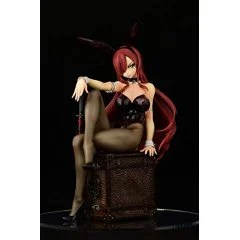 FAIRY TAIL 1/6 SCALE PRE-PAINTED FIGURE: ERZA SCARLET BUNNY GIRL STYLE Orca Toys