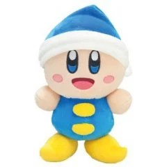 KIRBY'S DREAM LAND ALL STAR COLLECTION PLUSH: POPPY BROTHERS JR. (S) (RE-RUN) San-ei Boeki