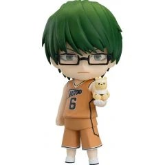 NENDOROID NO. 1062 KUROKO'S BASKETBALL: SHINTARO MIDORIMA Orange Rouge