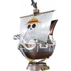 CHOGOKIN ONE PIECE: GOING MERRY -ONE PIECE ANIME 20TH ANNIVERSARY MEMORIAL EDITION- Tamashii (Bandai Toys)