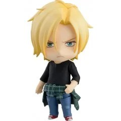 NENDOROID NO. 1077 BANANA FISH: ASH LYNX Orange Rouge