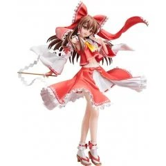 TOUHOU PROJECT 1/4 SCALE PRE-PAINTED FIGURE: REIMU HAKUREI [GSC ONLINE SHOP EXCLUSIVE VER.] Freeing