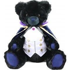 CODE GEASS LELOUCH OF THE RE;SURRECTION PLUSH: TEDDY BEAR LELOUCH OF THE RE;SURRECTION Movic
