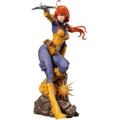 G.I. JOE BISHOUJO G.I. JOE: A REAL AMERICAN HERO 1/7 SCALE PRE-PAINTED FIGURE: SCARLETT Kotobukiya