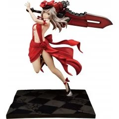 GOD EATER 1/7 SCALE PRE-PAINTED FIGURE: ALISA ILINICHINA AMIELLA CRIMSON ANNIVERSARY DRESS VER. Sol International