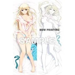 LOVELY X CATION 2 DAKIMAKURA COVER: YOSHINIYA SEINE Hibiki Works