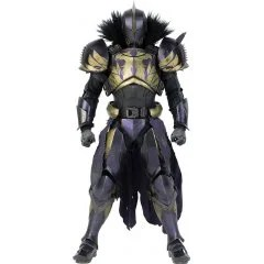 DESTINY 2 1/6 SCALE ACTION FIGURE: TITAN GOLDEN TRACE SHADER Three A