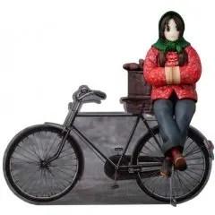 HITORI NO SHITA THE OUTCAST 1/10 SCALE PRE-PAINTED FIGURE: FU HOUHOU WINTER BAKED SWEET POTATO VER. Emon Toys