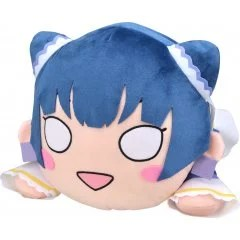 LOVE LIVE! SUNSHINE!! THE SCHOOL IDOL MOVIE OVER THE RAINBOW NESOBERI PLUSH: YOSHIKO TSUSHIMA (LL) SEGA Interactive