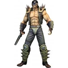MEGA SOFUBI ADVANCE MSA-017 FIST OF THE NORTH STAR: JAGI REDECORATE VER. Kaiyodo
