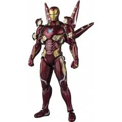 S.H.FIGUARTS AVENGERS ENDGAME: IRON MAN MARK 50 NANO WEAPON SET 2 Tamashii (Bandai Toys)