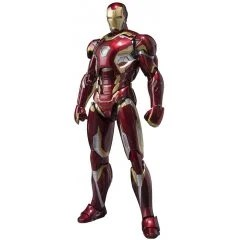 S.H.FIGUARTS AVENGERS AGE OF ULTRON: IRON MAN MARK 45 (RE-RUN) Tamashii (Bandai Toys)