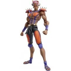 SUPER ACTION STATUE JOJO'S BIZARRE ADVENTURE PART II: ESIDISI (RE-RUN) Medicos Entertainment