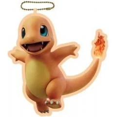 POKEMON MEWTWO STRIKES BACK EVOLUTION PRINT MASCOT: CHARMANDER Sun Art