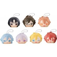 FUKAFUKA SQUEEZE BREAD IDOLISH7 (SET OF 8 PIECES) Mega House