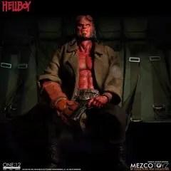 ONE:12 COLLECTIVE: HELLBOY (2019) Mezco