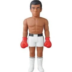 VINYL COLLECTIBLE DOLLS: MUHAMMAD ALI Medicom