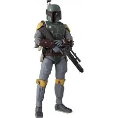 S.H.FIGUARTS STAR WARS EPISODE VI RETURN OF THE JEDI: BOBA FETT Tamashii (Bandai Toys)