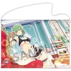 SHINOVI MASTER SENRAN KAGURA NEW LINK B2 WALL SCROLL: HIKAGE (SEXY MAID) Hobby Stock