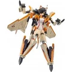 ACKS V.F.G. MACROSS DELTA MODEL KIT: VF-31D SKULD Aoshima