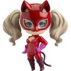 NENDOROID NO. 1143 PERSONA 5 THE ANIMATION: ANN TAKAMAKI PHANTOM THIEF VER. Good Smile