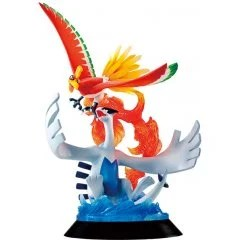 G.E.M. EX SERIES POCKET MONSTERS PRE-PAINTED PVC FIGURE: HO-OH & LUGIA Mega House