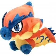 MONSTER HUNTER DEFORMED PLUSH: RATHALOS (RE-RUN) Capcom