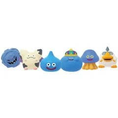 DRAGON QUEST YAWARAKA MONSTERS COLLECTION (SET OF 12 PIECES) Square Enix