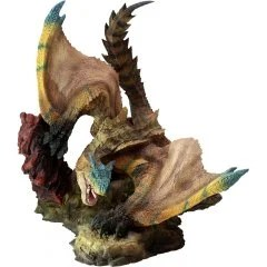 CAPCOM FIGURE BUILDER CREATORS MODEL MONSTER HUNTER: TIGA REX REPRINT EDITION Capcom