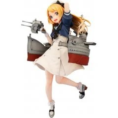 KANTAI COLLECTION -KANCOLLE- 1/7 SCALE PRE-PAINTED FIGURE: JERVIS Funny Knights