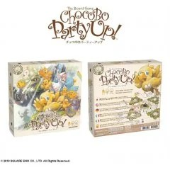 BOARD GAME CHOCOBO'S PARTY UP! Square Enix