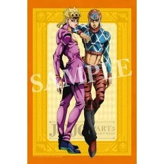 JOJO'S BIZARRE ADVENTURE GOLDEN WIND B2 TAPESTRY: GIORNO & MISTA Medicos Entertainment