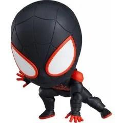 NENDOROID NO. 1180 SPIDER-MAN INTO THE SPIDER-VERSE: MILES MORALES SPIDER-VERSE EDITION STANDARD VER. Good Smile
