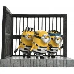 DESPICABLE ME 3 PRIME COLLECTIBLE FIGURE: MINIONS IN PRISON Prime 1 Studio